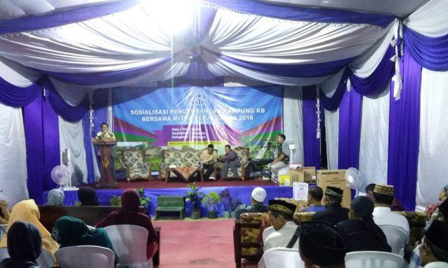 Sosialisasi Kampung KB, Upaya Pemerintah Cegah Ledakan Penduduk