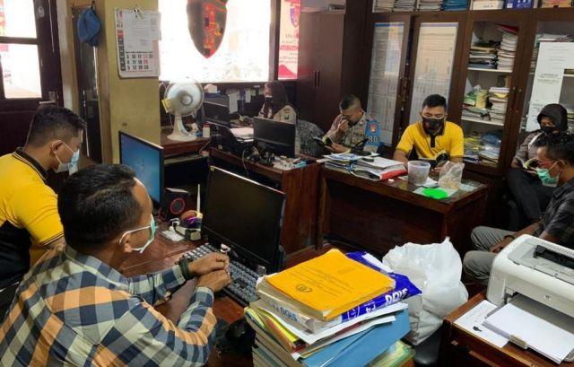 Anggota Polres Lumajang Tetap Rutin Baca Yasin Setiap Hari Jum'at