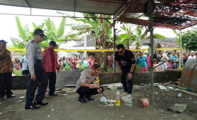 Ini Kronologis Bentrok Kelompok Pemuda 2 Desa Selok Awar-Awar VS Bades