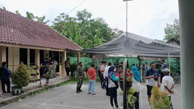 Tak Ada CCTV, Polisi Sulit Ungkap Perusak Balai Desa Mojosari Lumajang