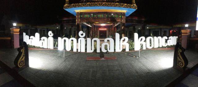 Keren, Minak Koncar Jadi Nama Pendopo Balai Desa Kutorenon Lumajang