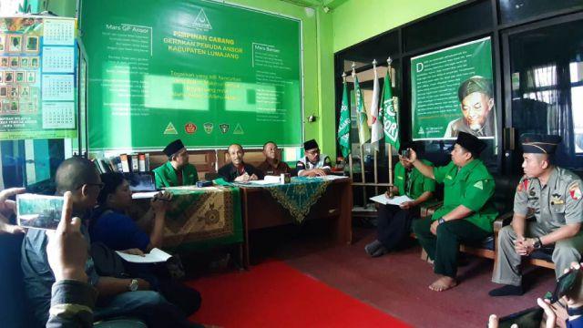 Mirwan Oknum PNS Lumajang yang Memprovokasi Banser Kembali Minta Ma'af