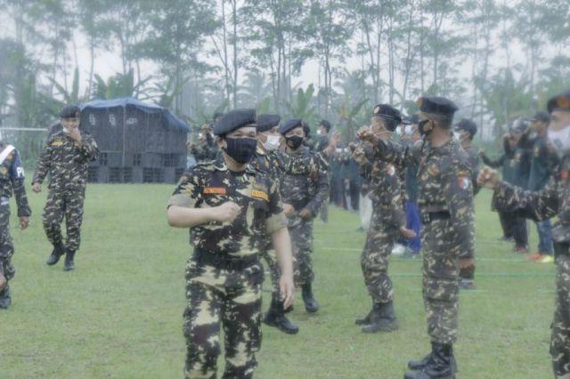 Cak Thoriq : Banser NU Lumajang Penjaga Pancasila, NKRI dan Ulama