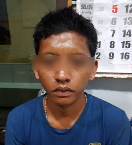 Miliki Pil Koplo Pemuda Banyuputih Kidul Ditangkap Polisi