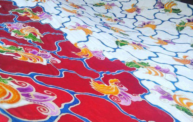 Usaha UMKM Batik Khas Lumajang Masih Lesu