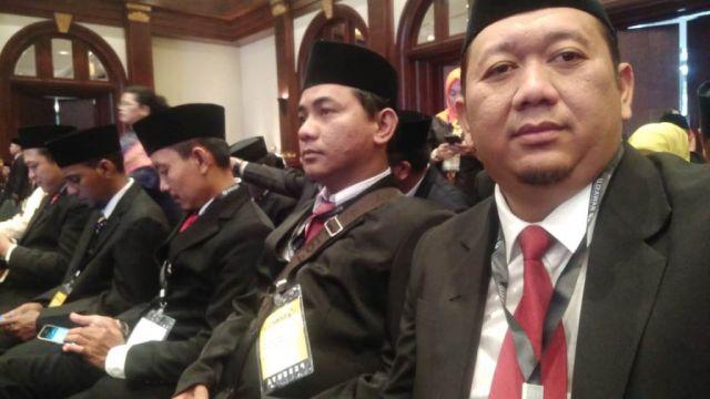 H. Amin Shobari Dipercaya Jadi Ketua Bawaslu Lumajang