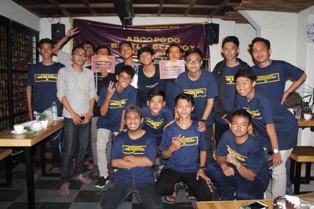 Hipnotis Masyarakat dengan Beatbox di Anniversary Komunitas LBM