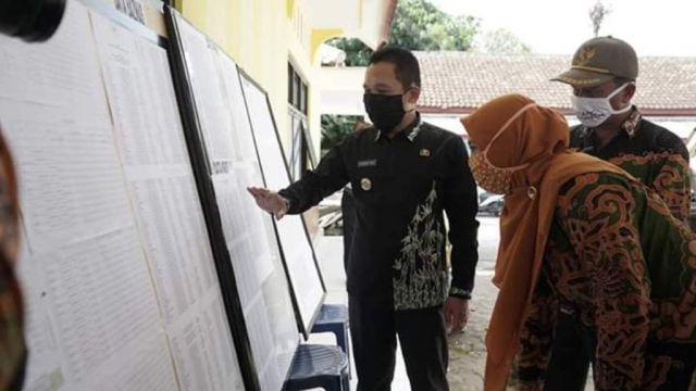 70 Desa di Lumajang Sudah Salurkan BLT DD Pada Warga Kurang Mampu