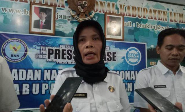 2018 BNNK Lumajang Hanya Ungkap 1 Tersangka Pengedar Sabu