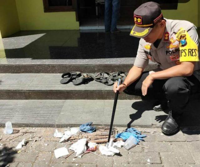 Aksi Lempar Bondet Rumah Janda di Jogotrunan Diduga Bermotif Asmara