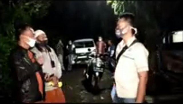 Teror Bondet di Desa Wonogriyo Lumajang  Akibatkan 3 Orang Luka