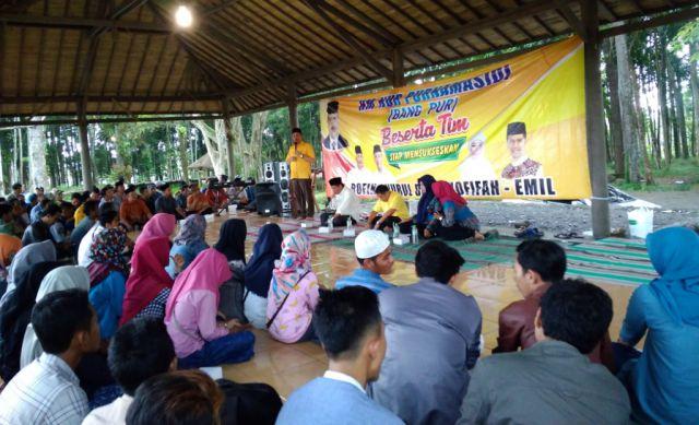 Tim Bang Poer Siap Menangkan H. Rofik-Nurul di Pilkada Lumajang