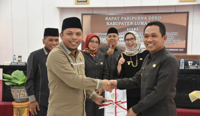 DPRD Lumajang Akhirnya Setujui Bahas 6 Raperda