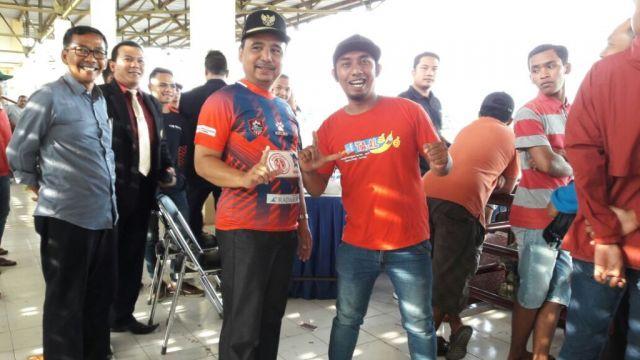 Semeru FC Semakin Bersinar, Bupati As'at Malik Akan Anggarkan Tribun Stadion Semeru