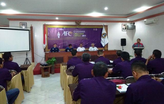 PSSI Tunjuk Lumajang Jadi Tuan Rumah Kursus Pelatih C-AFC
