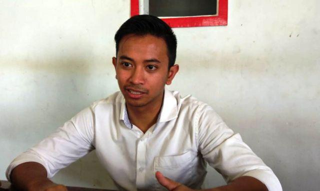 CCTV Rekam Gerak-gerik Mencurigakan Pengrusakan Baleho Caleg PDIP Lumajang