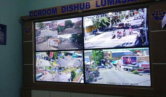 Mantab..! CCTV Dishub Lumajang Bisa Online, Ini Cara Mendownloadnya
