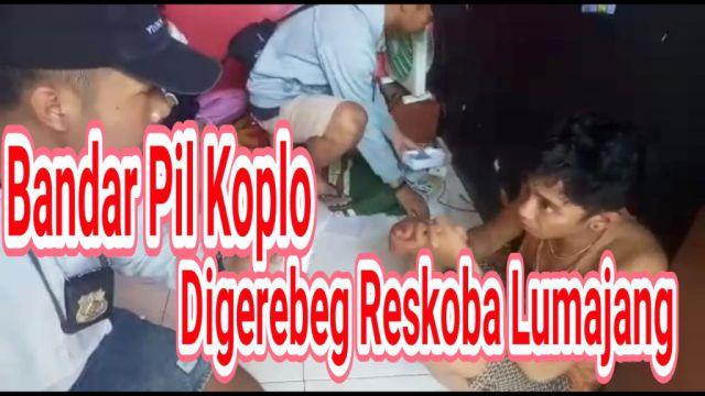 Video : Polisi Gerebeg Rumah Kos Bandar Pil Koplo