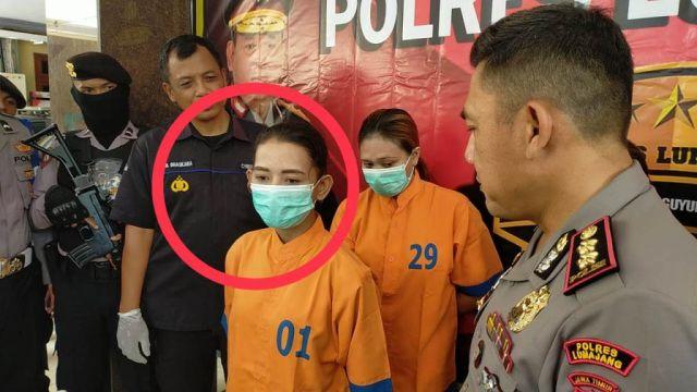 Hafid Klakah Pemasok Sabu Purel Cantik DPO Polres Lumajang