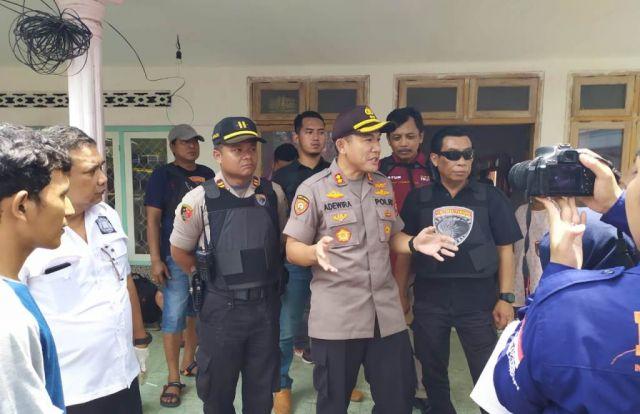 Pelaku dan Korban Pembacokan di Condro Lumajang Masih Satu Keluarga