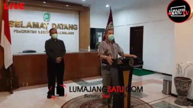 Total 20 Positif, 10 Kecamatan di Lumajang Masuk Zona Merah Covid 19