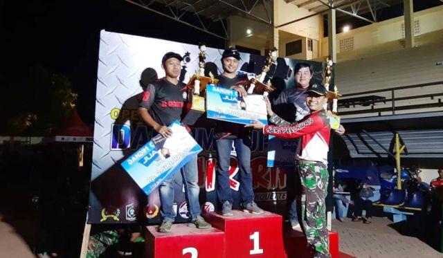 Lomba Menembak Dandim Cup 0821 Sukses Diikuti Peserta Luar Jawa
