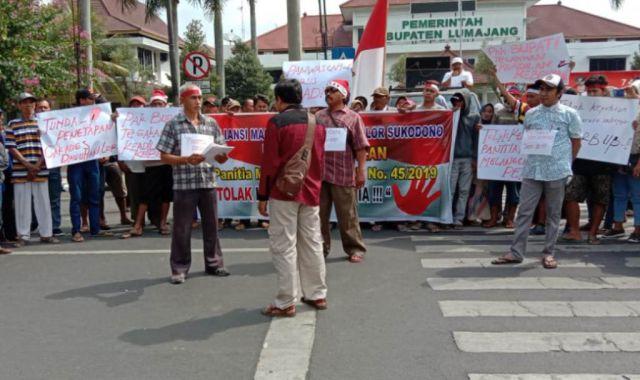 Ada Protes, Tahapan Pilkades Dawuhan Lor Jalan Terus