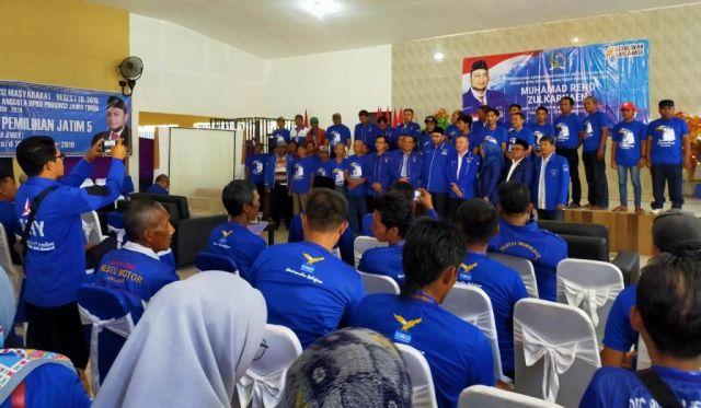Demokrat Lumajang Mulai Panaskan Mesin Partai Songsong 2024