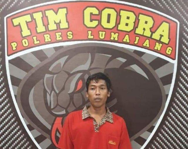 Tim Cobra Lumajang Tembak Begal di Bali