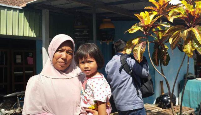 Diah Warga Jogotrunan Lumajang Mundur Sukarela dari KPM PKH