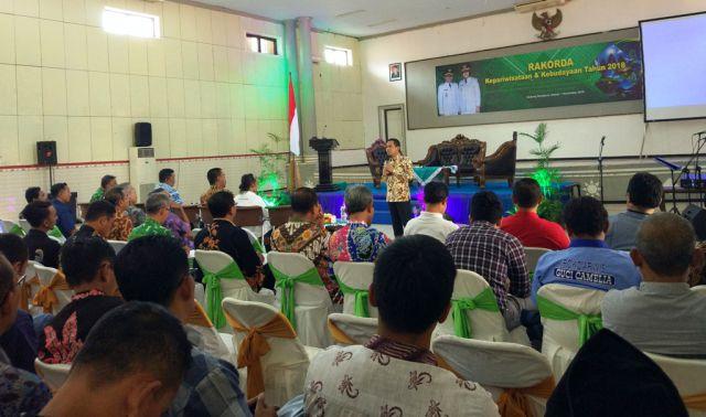 Cak Thoriq Beri Tiga PR Bagi Pariwisata di Lumajang