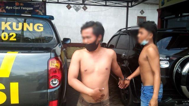 2 Remaja Rowokangkung Lumajang Nyaris Babak Belur Dihajar Warga