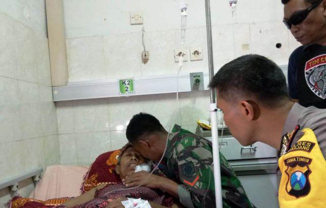 Samsul Arifin Anak Korban Pembacokan Minta Pekau Dihukum Berat