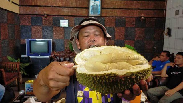 Lumajang Hasilkan 3 Ribu Ton Durian Lokal Dalam Sekali Musim