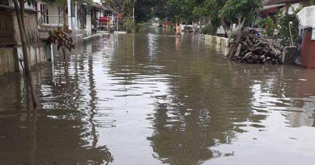 Banjir Musiman Mulai Merendam 1 Dusun di Rowokangkung Lumajang