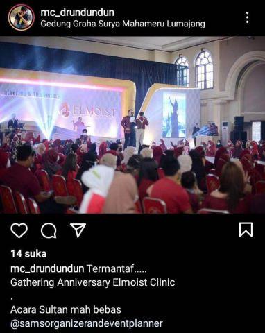 Konser Tri Suaka, Giliran Owner Elmoist Lumajang Dipanggil Polisi
