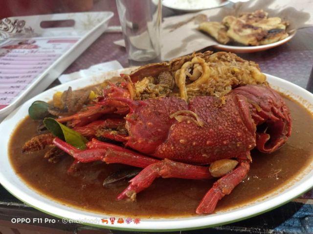 Nikmatnya Masakan Seafood Encis Foody Lumajang Bertahan di Era Pandemi