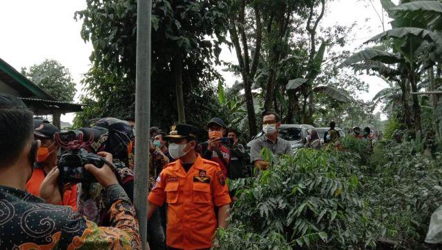 Polres Lumajang Akan Jaga Harta dan Ternak  Pengungsi Gunung Semeru