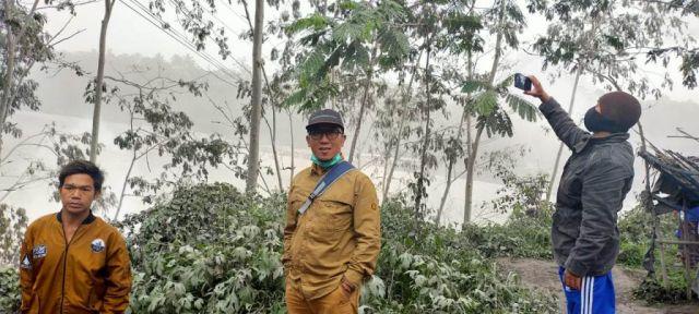 Pemkab Lumajang Siagakan Dapur Umum dan Tempat Evakuasi Erupsi Semeru