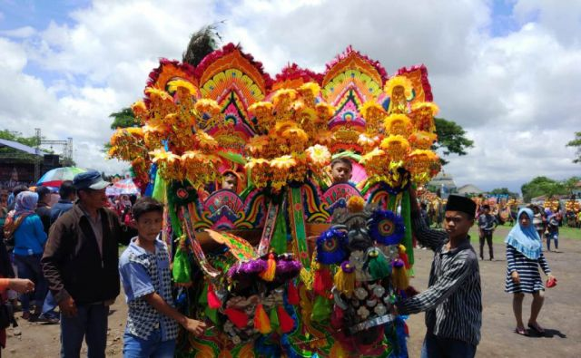 Cak Thoriq Ingin Festival Jharan Kencak Jadi Agenda Budaya Nasional