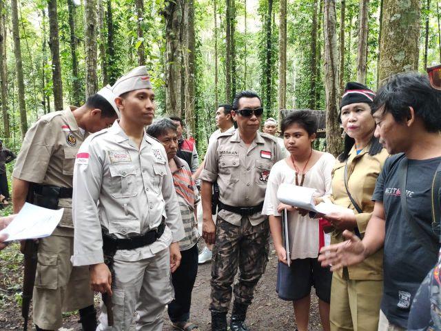 Serunya..! Shooting Film Perjuangan Bersama Sineas Muda Lumajang
