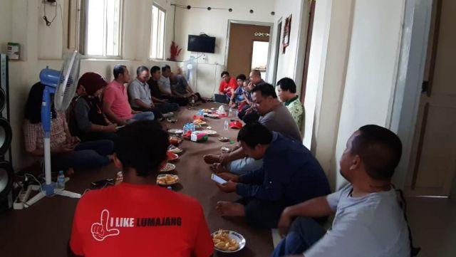 Pimpinan DPRD Lumajang Sambangi Kantor FKWL