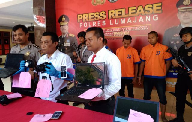 Talent Bugil Mastenk Dkk Tersebar di 3 Kabupaten