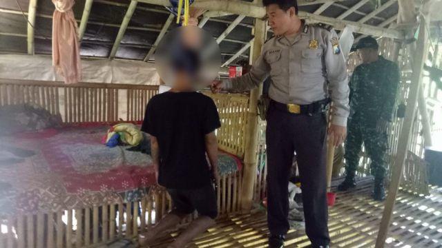 Seorang Pemuda Tewas Gantung Diri di Kandang Ayam Desa Condro