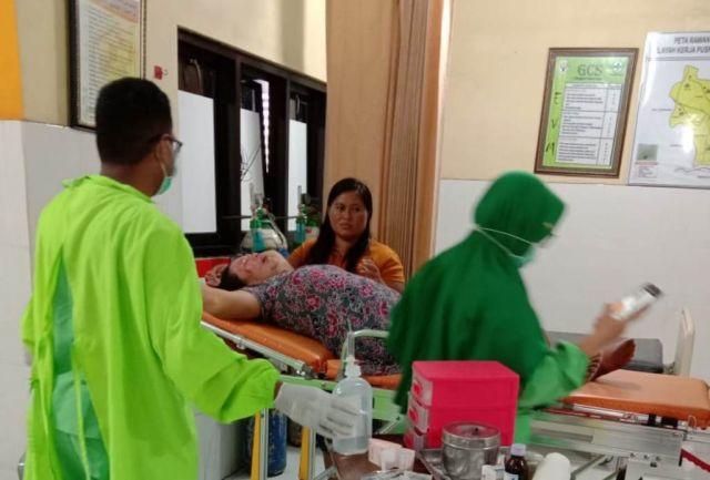 Ngeri..! Rampok Beraksi Hingga Lukai Korban di Dusun Gaplek Lumajang