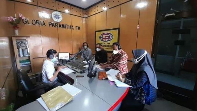 Komisi D DPRD Lumajang Ikut Sosialisasikan Program Persalinan Gratis