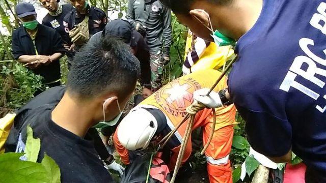 Dua Warga Malang Tewas di Dasar Jurang Objek Wisata Goa Tetes