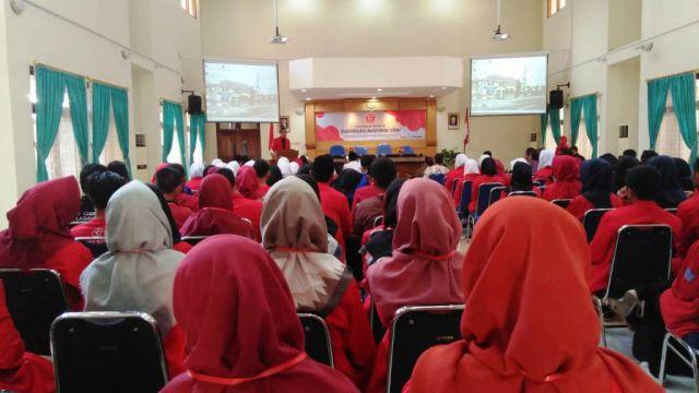 Pelajar Lumajang Hadiri Diesnatalis DPP GSNI di Yogyakarta