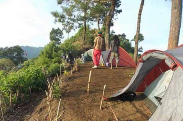 Gunung Wayang Sumberwuluh Pernah Populer Jadi Wisata Camping Ground