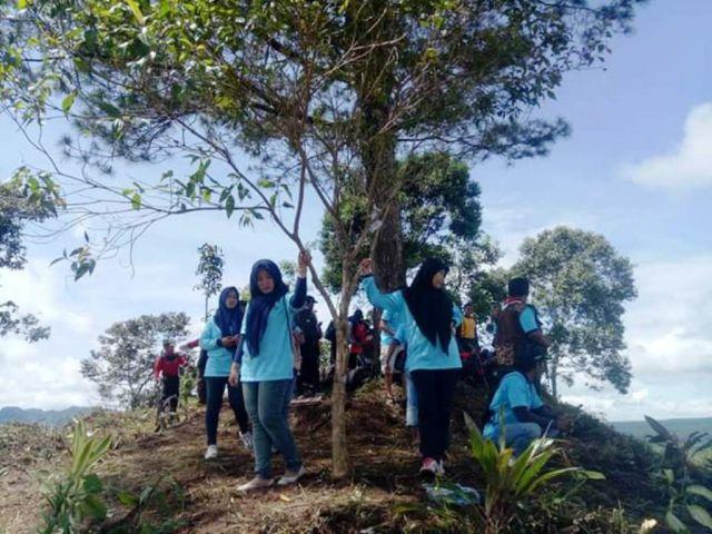 Wisata Camping Ground Gunung Wayang Siap di Lauching Malam Tahun Baru
